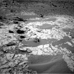 Nasa's Mars rover Curiosity acquired this image using its Right Navigation Camera on Sol 794, at drive 508, site number 44