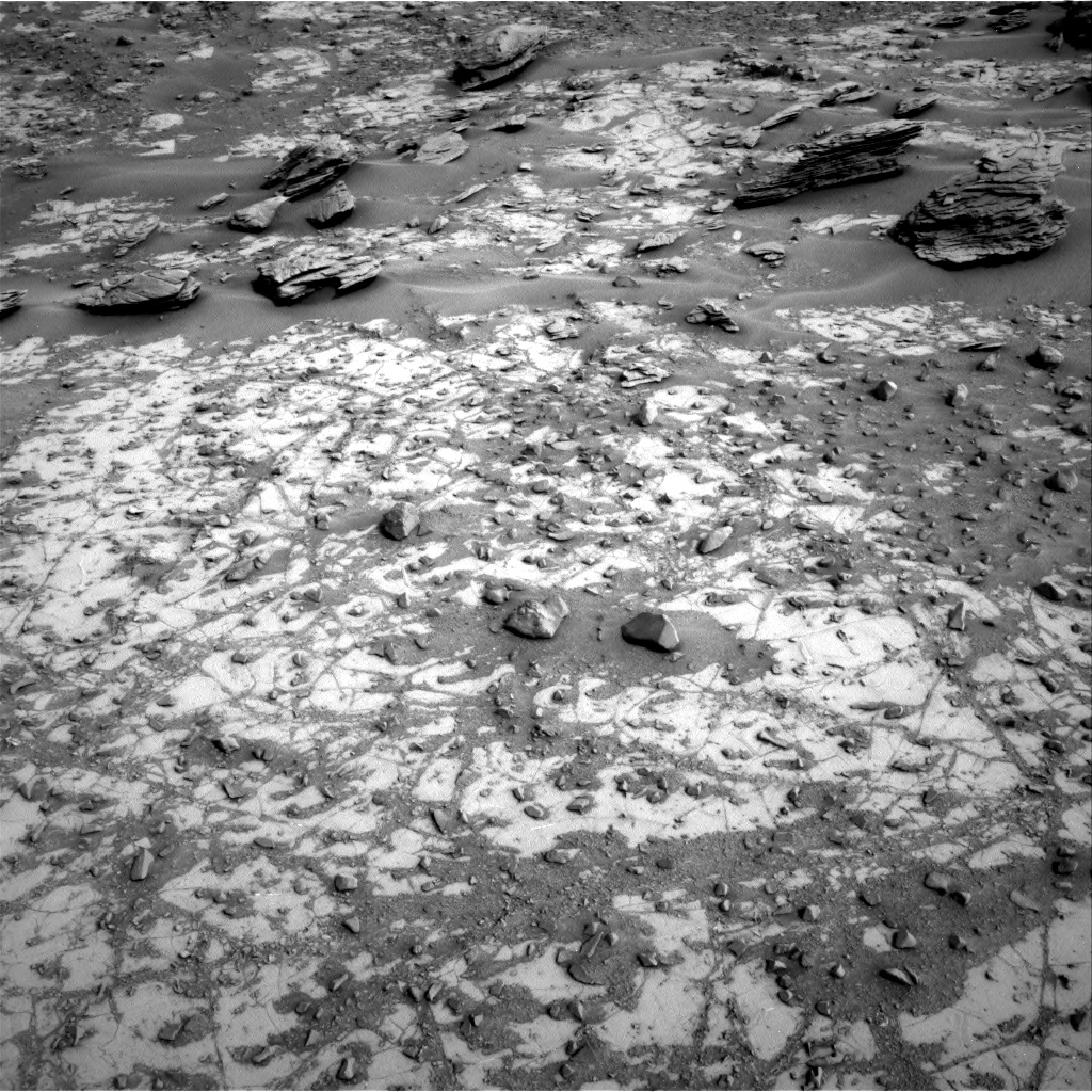 Nasa's Mars rover Curiosity acquired this image using its Right Navigation Camera on Sol 794, at drive 544, site number 44