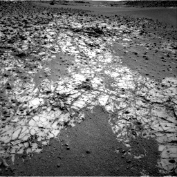 Nasa's Mars rover Curiosity acquired this image using its Right Navigation Camera on Sol 794, at drive 550, site number 44