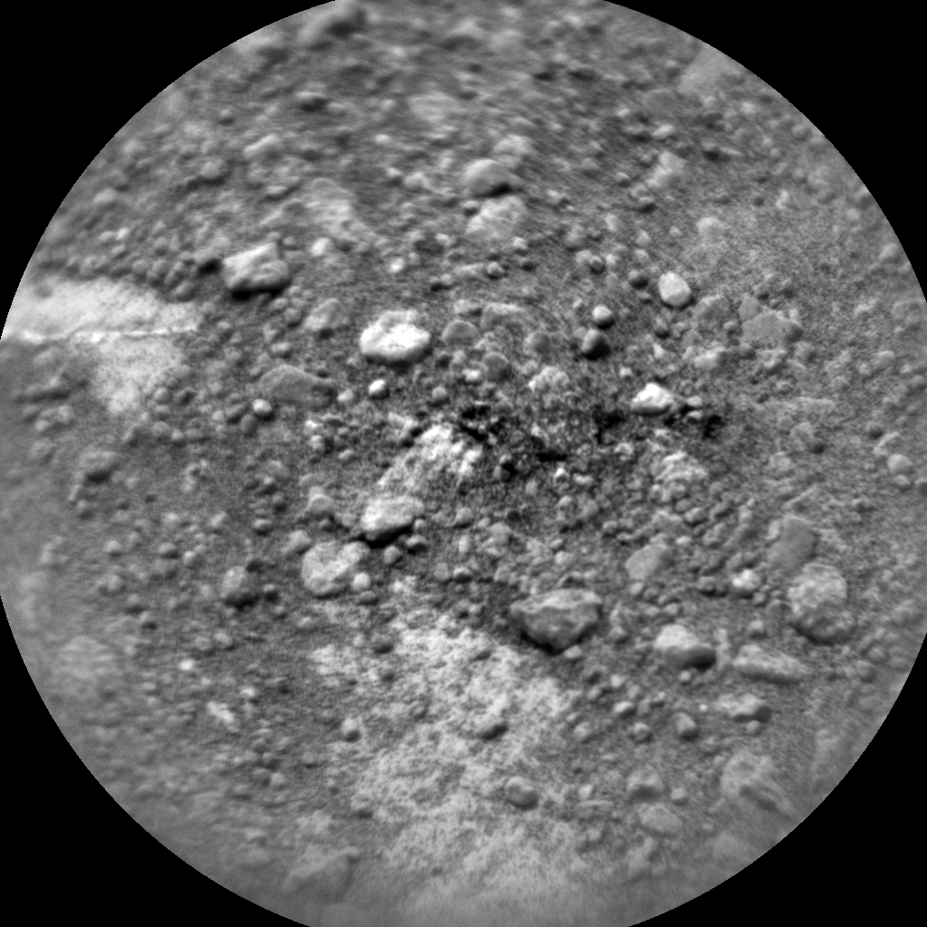 Nasa's Mars rover Curiosity acquired this image using its Chemistry & Camera (ChemCam) on Sol 795, at drive 568, site number 44