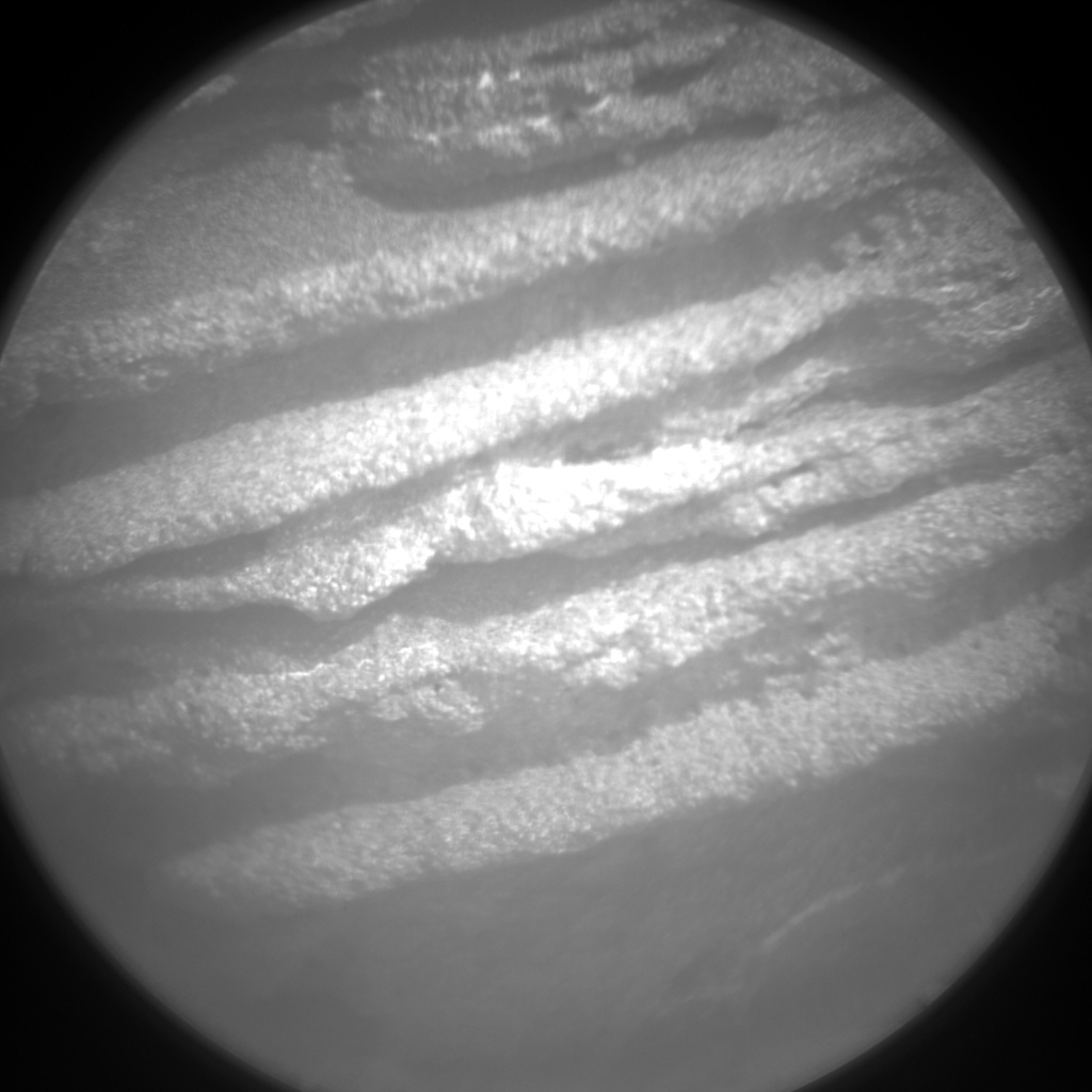 Nasa's Mars rover Curiosity acquired this image using its Chemistry & Camera (ChemCam) on Sol 796, at drive 568, site number 44