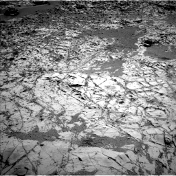 Nasa's Mars rover Curiosity acquired this image using its Left Navigation Camera on Sol 797, at drive 640, site number 44