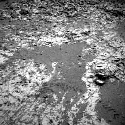 Nasa's Mars rover Curiosity acquired this image using its Right Navigation Camera on Sol 797, at drive 616, site number 44