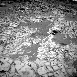 Nasa's Mars rover Curiosity acquired this image using its Right Navigation Camera on Sol 797, at drive 628, site number 44
