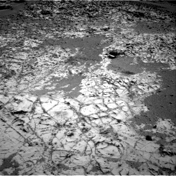 Nasa's Mars rover Curiosity acquired this image using its Right Navigation Camera on Sol 797, at drive 634, site number 44