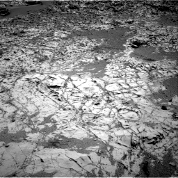 Nasa's Mars rover Curiosity acquired this image using its Right Navigation Camera on Sol 797, at drive 640, site number 44