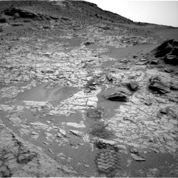 Nasa's Mars rover Curiosity acquired this image using its Right Navigation Camera on Sol 797, at drive 670, site number 44