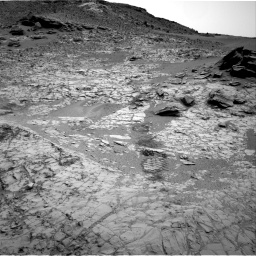Nasa's Mars rover Curiosity acquired this image using its Right Navigation Camera on Sol 797, at drive 676, site number 44