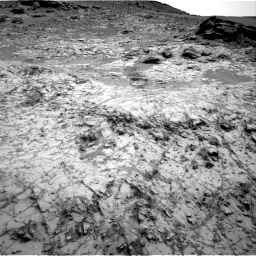 Nasa's Mars rover Curiosity acquired this image using its Right Navigation Camera on Sol 797, at drive 688, site number 44