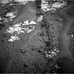 Nasa's Mars rover Curiosity acquired this image using its Right Navigation Camera on Sol 797, at drive 778, site number 44
