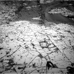 Nasa's Mars rover Curiosity acquired this image using its Right Navigation Camera on Sol 797, at drive 820, site number 44