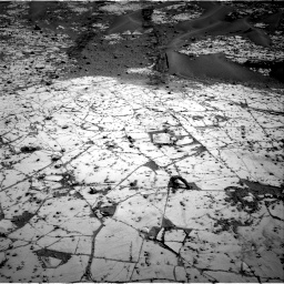 Nasa's Mars rover Curiosity acquired this image using its Right Navigation Camera on Sol 797, at drive 826, site number 44