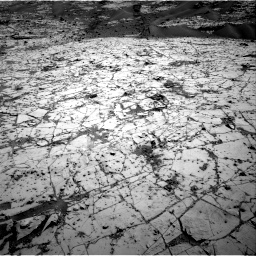 Nasa's Mars rover Curiosity acquired this image using its Right Navigation Camera on Sol 797, at drive 850, site number 44