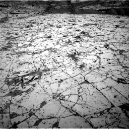 Nasa's Mars rover Curiosity acquired this image using its Right Navigation Camera on Sol 797, at drive 856, site number 44