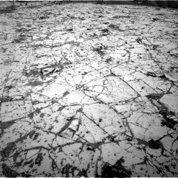 Nasa's Mars rover Curiosity acquired this image using its Right Navigation Camera on Sol 797, at drive 862, site number 44