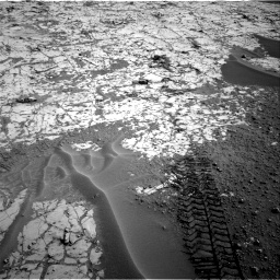 Nasa's Mars rover Curiosity acquired this image using its Right Navigation Camera on Sol 797, at drive 892, site number 44