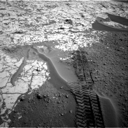 Nasa's Mars rover Curiosity acquired this image using its Right Navigation Camera on Sol 797, at drive 898, site number 44