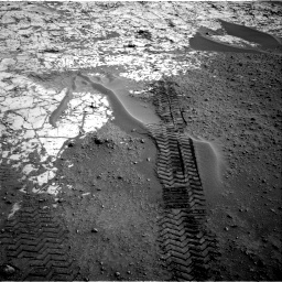 Nasa's Mars rover Curiosity acquired this image using its Right Navigation Camera on Sol 797, at drive 904, site number 44