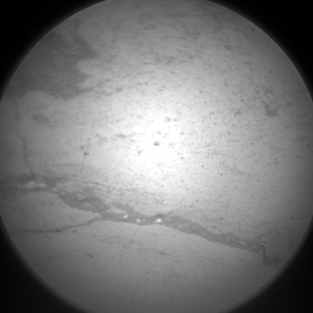 Nasa's Mars rover Curiosity acquired this image using its Chemistry & Camera (ChemCam) on Sol 799, at drive 920, site number 44