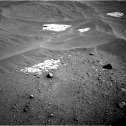 Nasa's Mars rover Curiosity acquired this image using its Right Navigation Camera on Sol 799, at drive 944, site number 44