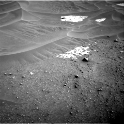 Nasa's Mars rover Curiosity acquired this image using its Right Navigation Camera on Sol 799, at drive 950, site number 44