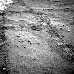 Nasa's Mars rover Curiosity acquired this image using its Right Navigation Camera on Sol 799, at drive 992, site number 44