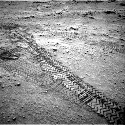 Nasa's Mars rover Curiosity acquired this image using its Right Navigation Camera on Sol 799, at drive 998, site number 44