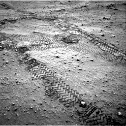 Nasa's Mars rover Curiosity acquired this image using its Right Navigation Camera on Sol 799, at drive 1016, site number 44