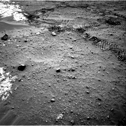 Nasa's Mars rover Curiosity acquired this image using its Right Navigation Camera on Sol 799, at drive 1034, site number 44