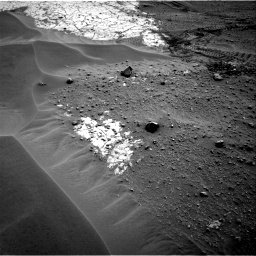 Nasa's Mars rover Curiosity acquired this image using its Right Navigation Camera on Sol 799, at drive 1052, site number 44