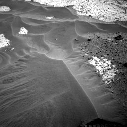 Nasa's Mars rover Curiosity acquired this image using its Right Navigation Camera on Sol 799, at drive 1098, site number 44