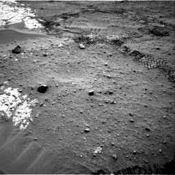 Nasa's Mars rover Curiosity acquired this image using its Right Navigation Camera on Sol 799, at drive 1122, site number 44
