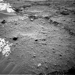 Nasa's Mars rover Curiosity acquired this image using its Right Navigation Camera on Sol 799, at drive 1128, site number 44