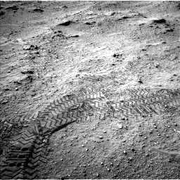Nasa's Mars rover Curiosity acquired this image using its Left Navigation Camera on Sol 803, at drive 1272, site number 44
