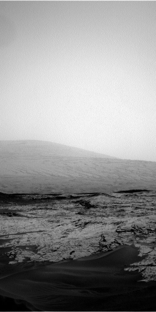 Nasa's Mars rover Curiosity acquired this image using its Left Navigation Camera on Sol 807, at drive 1282, site number 44