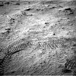 Nasa's Mars rover Curiosity acquired this image using its Right Navigation Camera on Sol 807, at drive 1282, site number 44