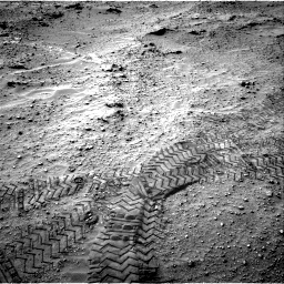 Nasa's Mars rover Curiosity acquired this image using its Right Navigation Camera on Sol 807, at drive 1288, site number 44