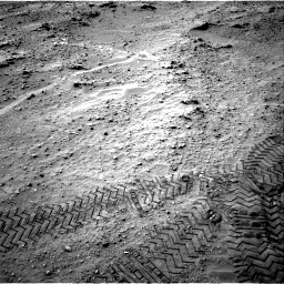 Nasa's Mars rover Curiosity acquired this image using its Right Navigation Camera on Sol 807, at drive 1294, site number 44