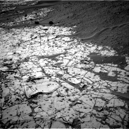 Nasa's Mars rover Curiosity acquired this image using its Right Navigation Camera on Sol 807, at drive 1372, site number 44