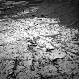 Nasa's Mars rover Curiosity acquired this image using its Right Navigation Camera on Sol 807, at drive 1378, site number 44