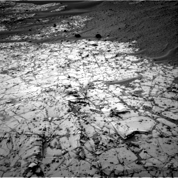 Nasa's Mars rover Curiosity acquired this image using its Right Navigation Camera on Sol 807, at drive 1384, site number 44