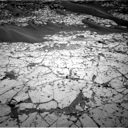 Nasa's Mars rover Curiosity acquired this image using its Right Navigation Camera on Sol 807, at drive 1402, site number 44