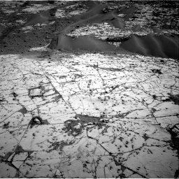 Nasa's Mars rover Curiosity acquired this image using its Right Navigation Camera on Sol 807, at drive 1414, site number 44