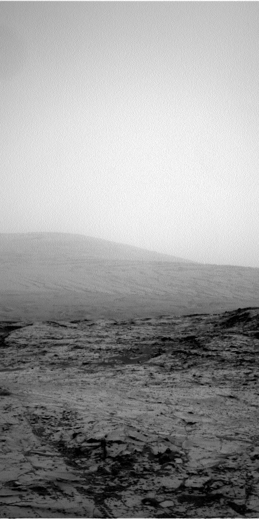 Nasa's Mars rover Curiosity acquired this image using its Left Navigation Camera on Sol 809, at drive 1432, site number 44
