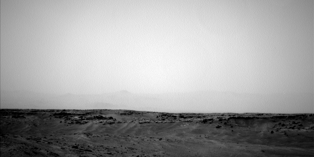 Nasa's Mars rover Curiosity acquired this image using its Left Navigation Camera on Sol 812, at drive 1432, site number 44