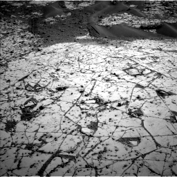 Nasa's Mars rover Curiosity acquired this image using its Left Navigation Camera on Sol 812, at drive 1438, site number 44