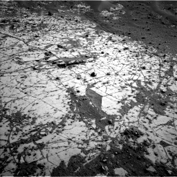 Nasa's Mars rover Curiosity acquired this image using its Left Navigation Camera on Sol 812, at drive 1492, site number 44