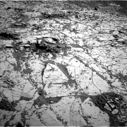 Nasa's Mars rover Curiosity acquired this image using its Left Navigation Camera on Sol 812, at drive 1504, site number 44