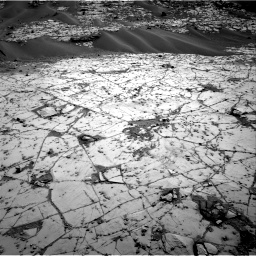 Nasa's Mars rover Curiosity acquired this image using its Right Navigation Camera on Sol 812, at drive 1444, site number 44