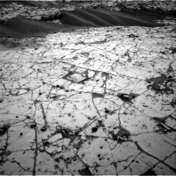 Nasa's Mars rover Curiosity acquired this image using its Right Navigation Camera on Sol 812, at drive 1462, site number 44